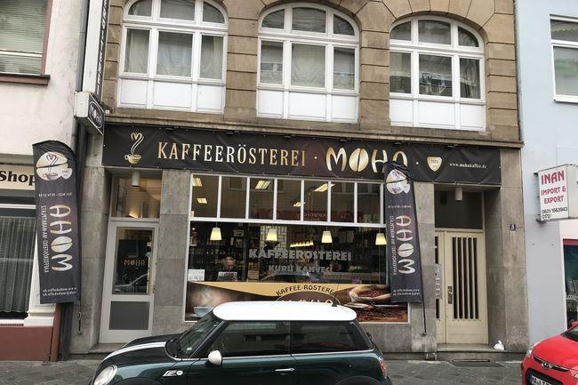 Kaffeeduft in den Quadraten: Mannheim macht wach