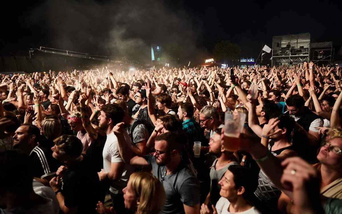 Hervorragend Festivals in Mannheim: A first-class celebration of... CO05