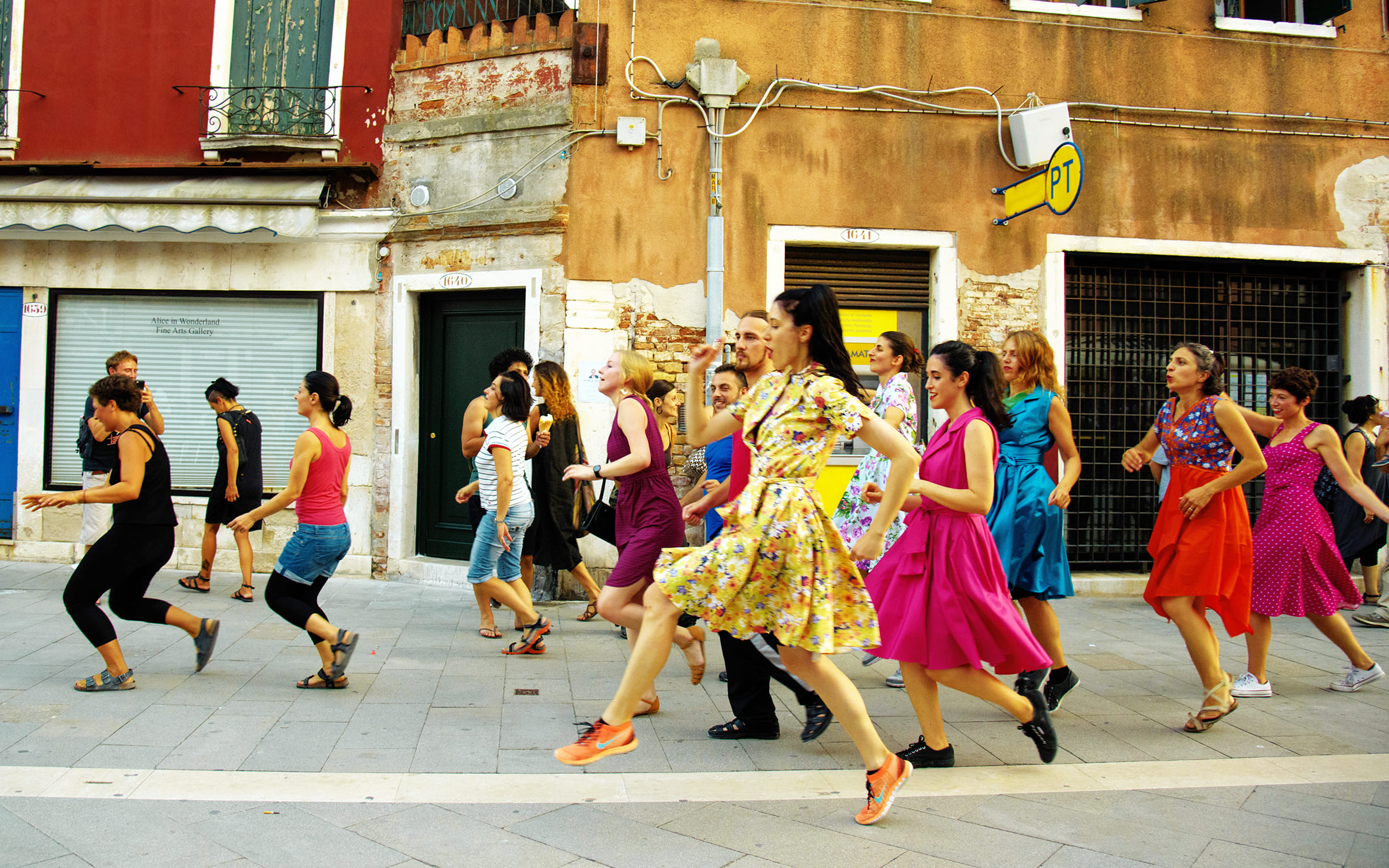 Mannheimer Sommer, The School of Narrative Dance in Venedig