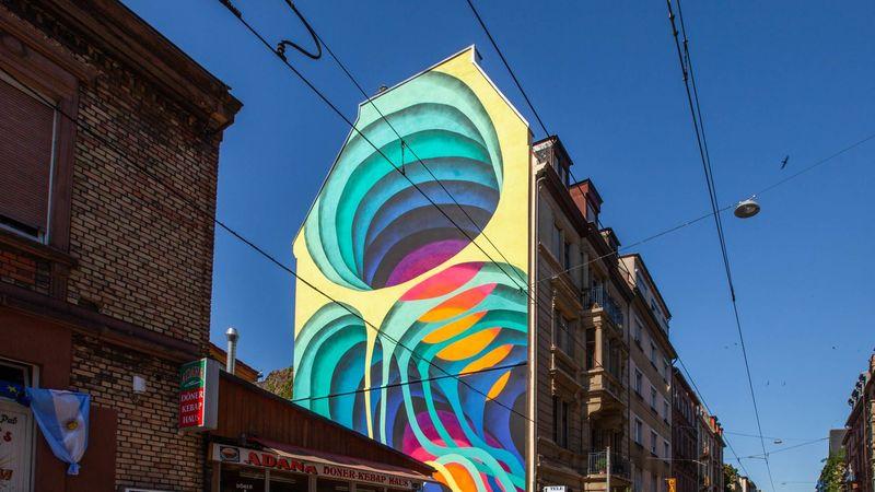 Stadt Kunst