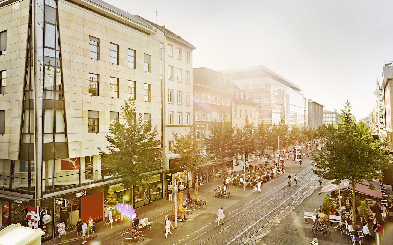 shopping in mannheim mehr als nur einkaufen. Black Bedroom Furniture Sets. Home Design Ideas