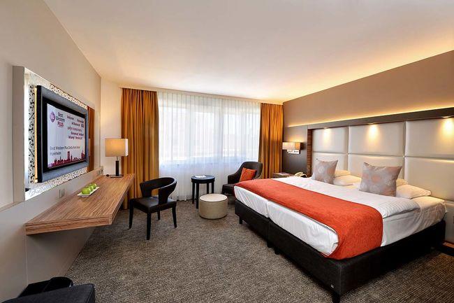 best western plus delta park hotel in mannheim. Black Bedroom Furniture Sets. Home Design Ideas