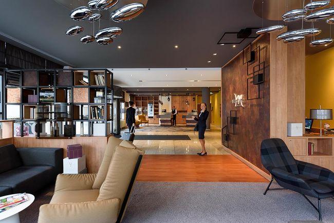 Mercure hotel am rathaus 3 sterne superior hotel i for Designhotel mannheim