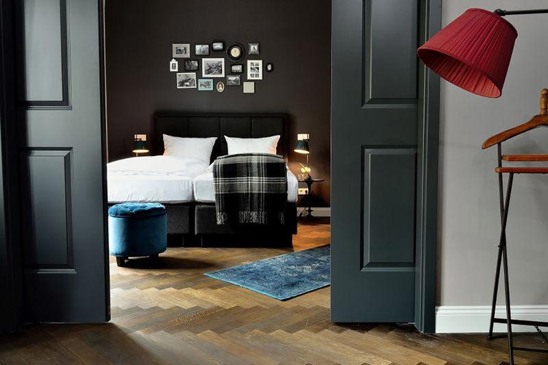 design boutique hotel syte in mannheim. Black Bedroom Furniture Sets. Home Design Ideas
