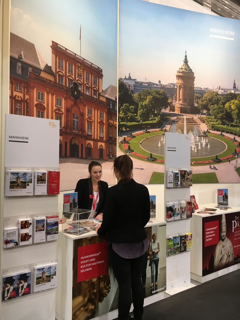 ITB - internationale Tourismus-Börse, Berlin